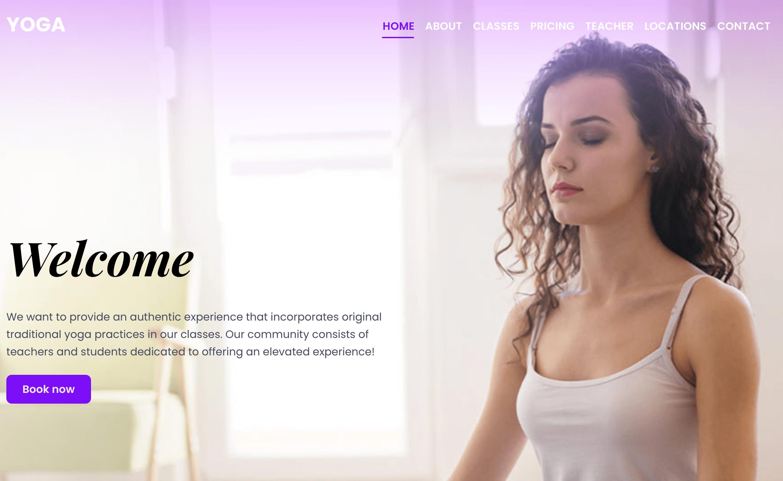 Personal health web design