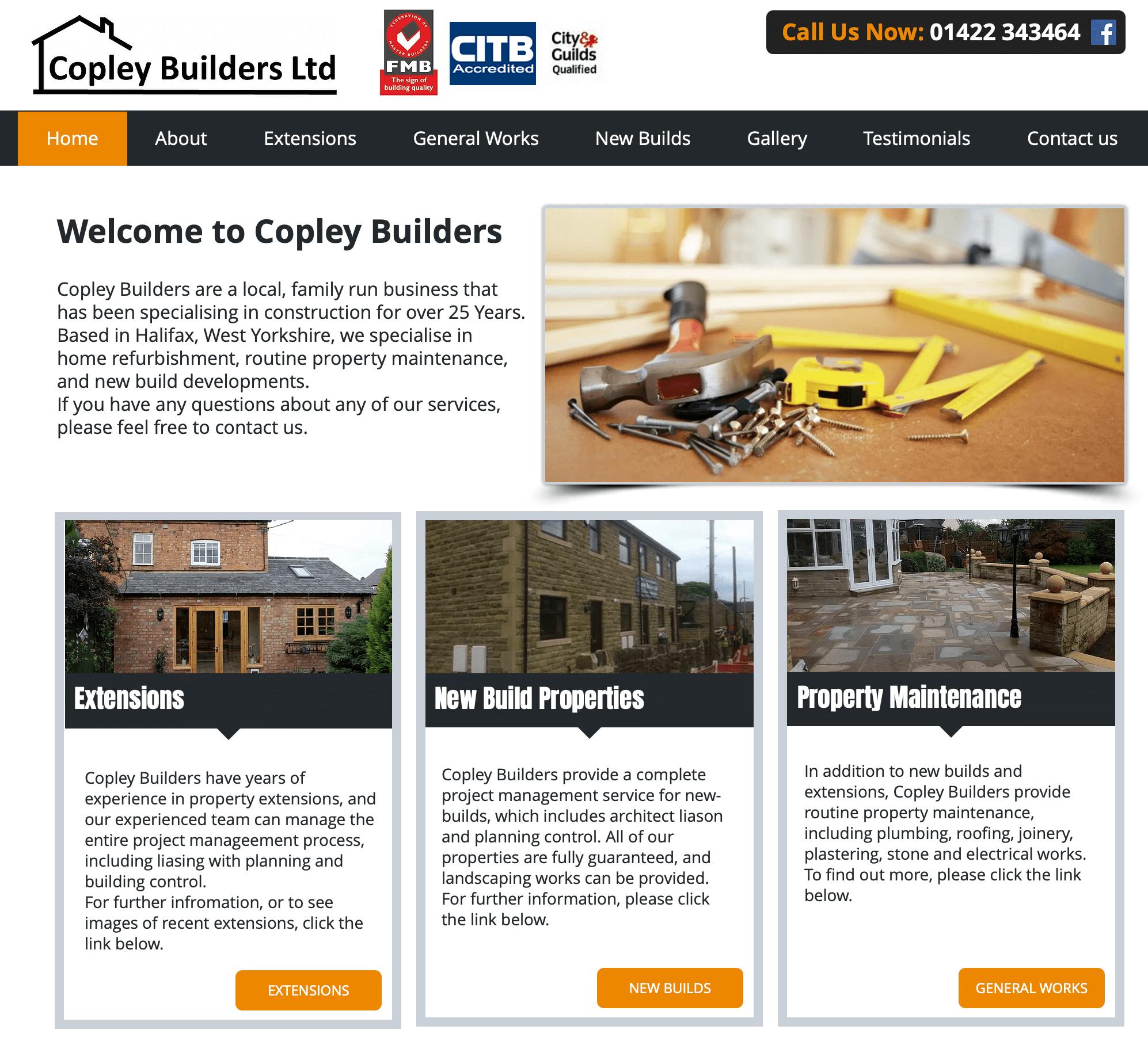 Copley Builders